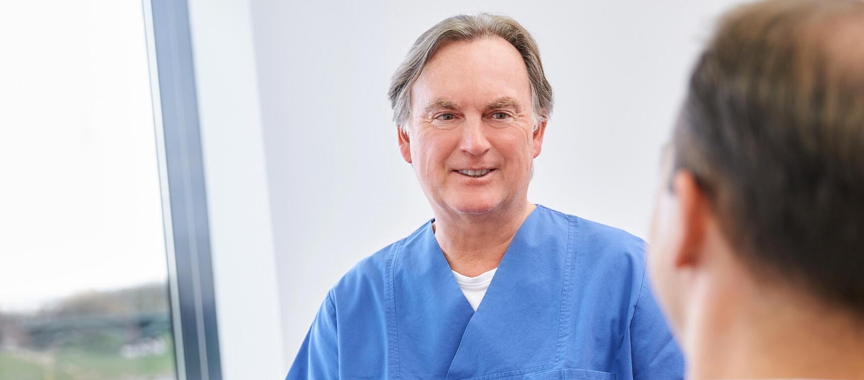 Dr. med. dent MSc. Andre Schmitz